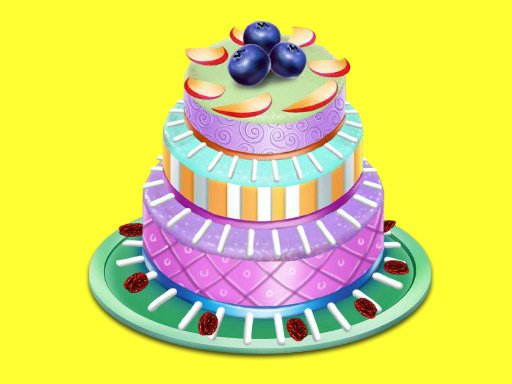 Play Fruit Chocolate Cake Cooking Now!