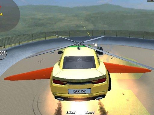 Play Supra Crash Shooting Fly Cars Now!