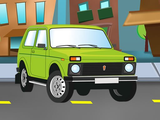 Play Russian Cars Differences Now!