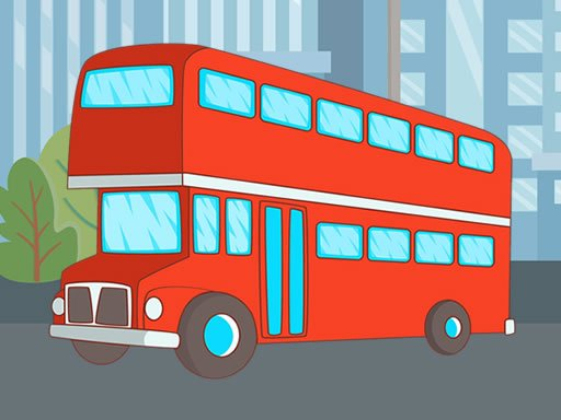 Play Bus Jigsaw Now!