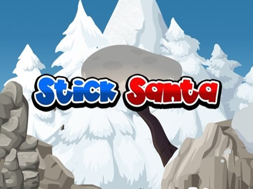 Play Stick Santa Now!