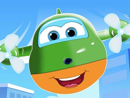 Play Super Plane Wings Kid Subway Surfers Runner Now!
