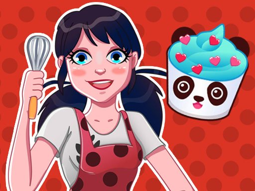 Play Ladybug Cooking Cupcake : Cooking games for girls Now!