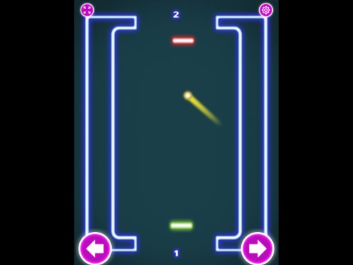Play Pong Neon Now!