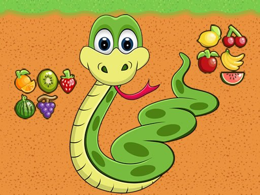 Play Snake Fruit Now!