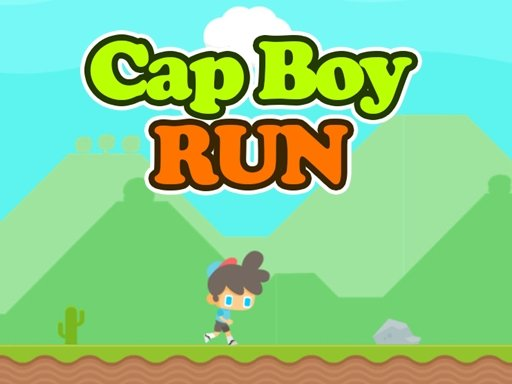 Play Capboy Run Now!