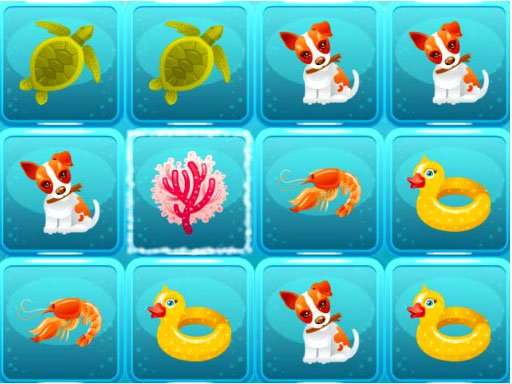Play Sea Travel Match 3 Now!