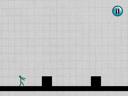Play Stickman Run Now!