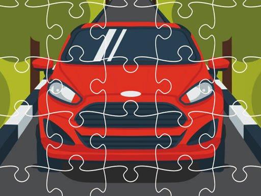 Play Ford Cars Jigsaw Now!