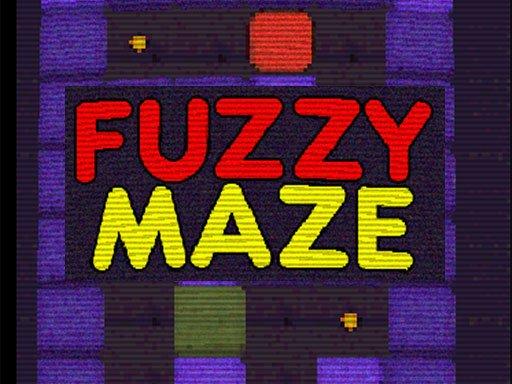 Play Fuzzy Maze Now!