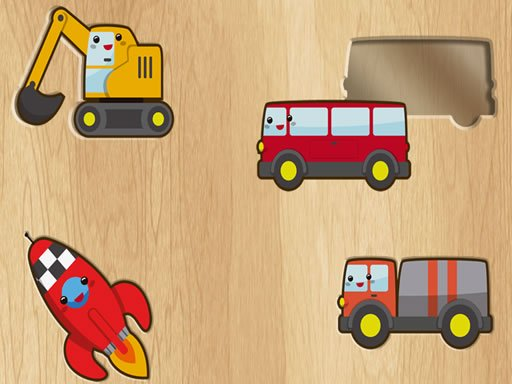 Play Wooden Puzzles Now!