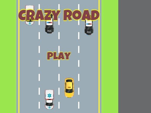 Play Crazy Road Now!