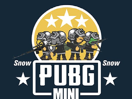 Play PUBG Mini Snow Multiplayer Now!