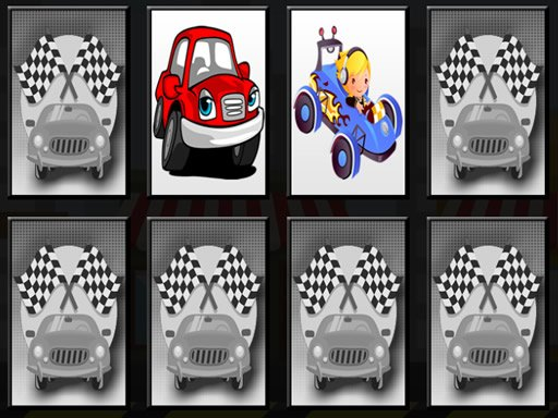 Play Racing Cars - Memory Game Now!