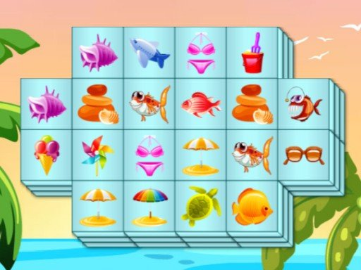 Play Summer Mahjong Now!