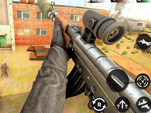 Play Sniper Master City Hunter shooting game Now!