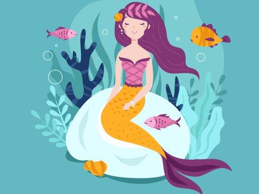Play Mermaid Jigsaw Now!