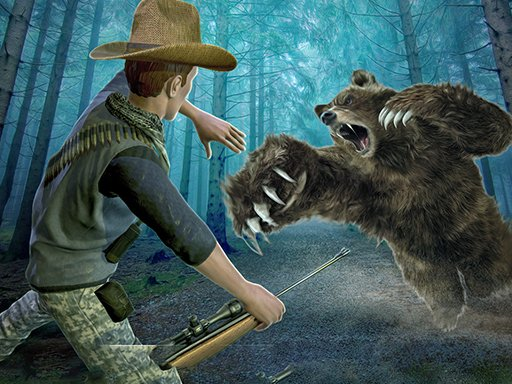 Play Wild Bear Hunting sniper shooting Now!
