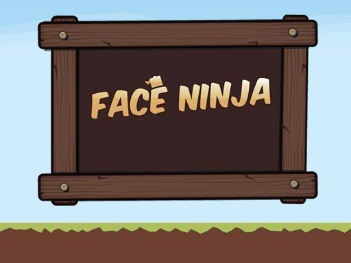 Play Face Ninja Now!