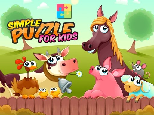 Play Simple Puzzle For Kids Now!