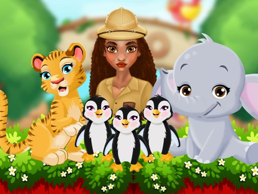 Play Cute Zoo Now!
