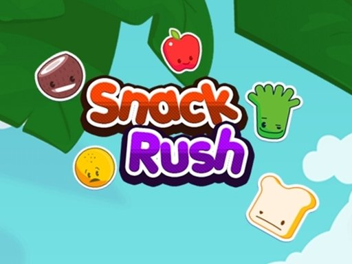 Play Snack Rush Now!