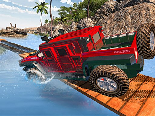 Play Mountain Jeep Climb 4x4 Now!