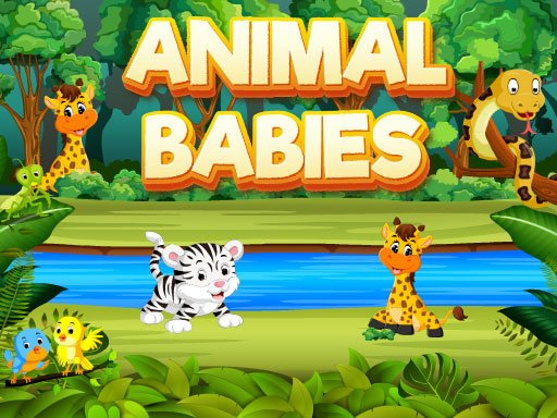 Play Animal Babies Now!