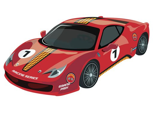 Play Sport Cars Coloring Now!
