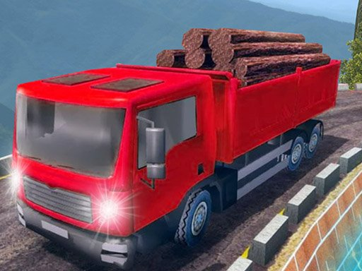 Play Truck Driver Cargo Game Now!