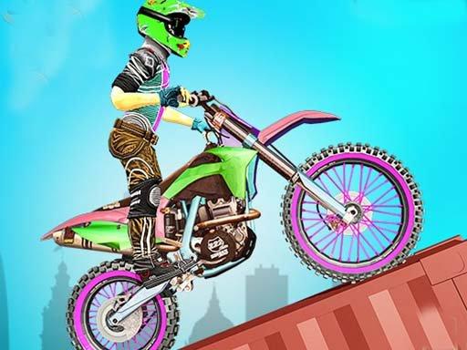 Play Bike Stunt Racing 3D Now!