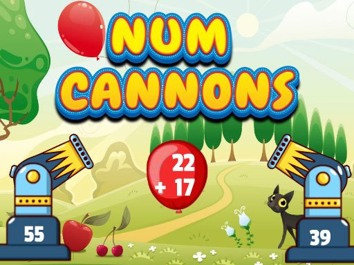 Play Num Cannons Now!