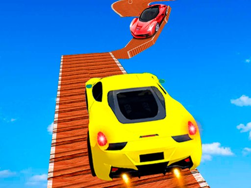 Play Tricky Impossible Tracks Car Stunt Racing Now!