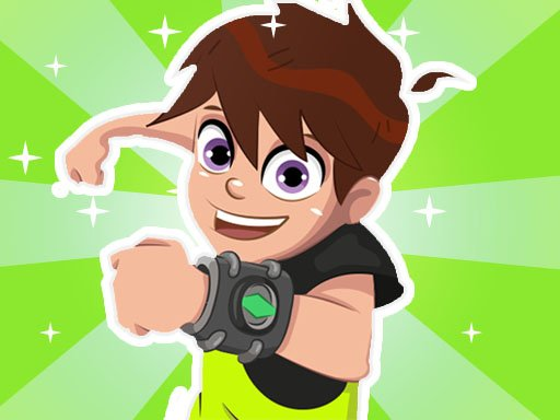 Play Ben 10 Hill Car Racing Alien Boy Now!