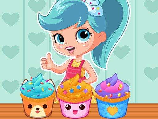 Play Shopkins: Shoppie Cupcake Maker Now!