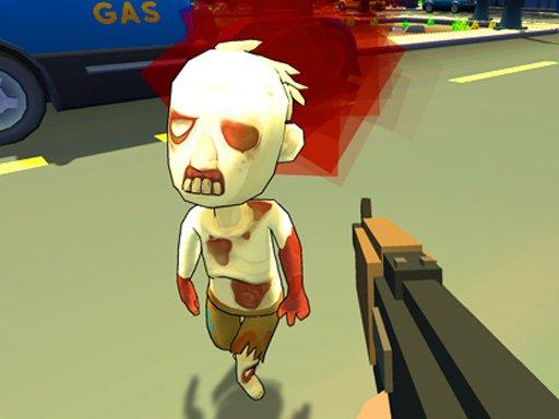 Play Pixel Zombie Die Hard.IO Now!