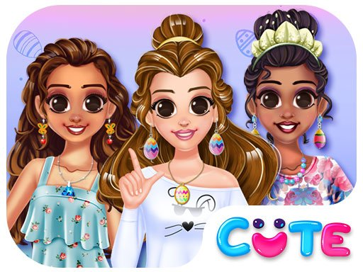 Play Princess Easter Sunday Now!