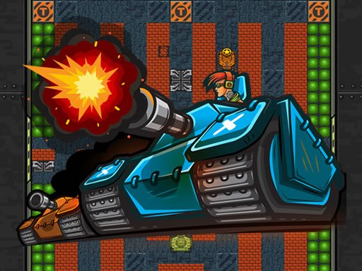 Play Tank Fight Now!