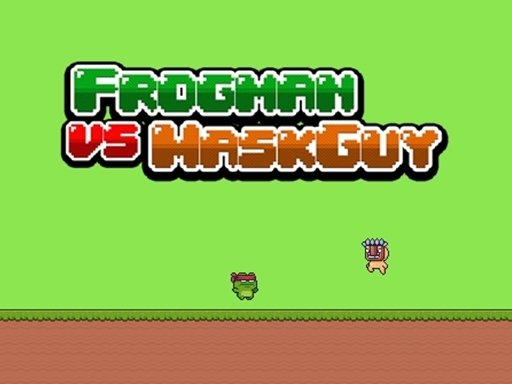 Play Frogman vs Maskguy Now!