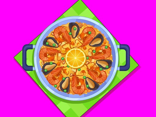 Play Authentic Spanish Paella Now!