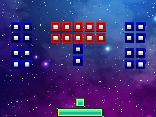 Play Space Brickout Now!
