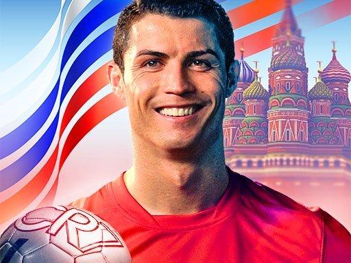 Play Ronaldo Kick Run Now!