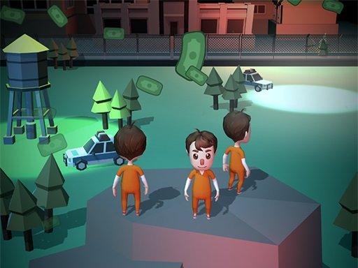 Play Cartoon Escape Prison Now!