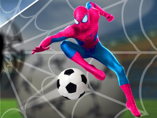 Play Spider man Football Game Now!