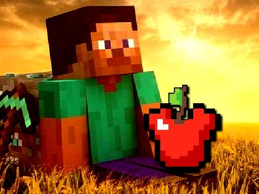 Play Minecraft Apple Shooter Now!