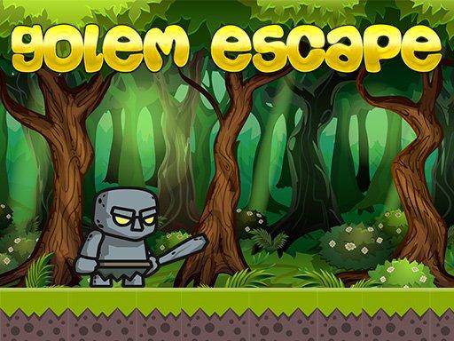 Play Golem Escape Now!