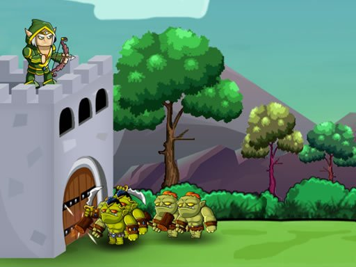 Play Mutant Orc Invasion Now!