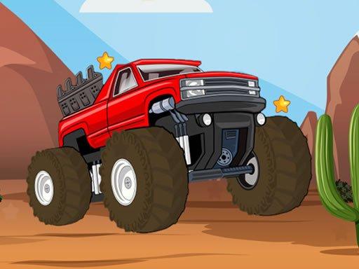 Play Monster Truck Hidden Stars Now!
