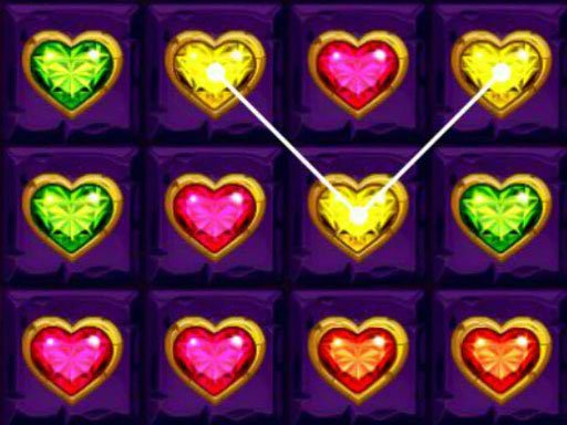 Play Heart Gems Connect Now!