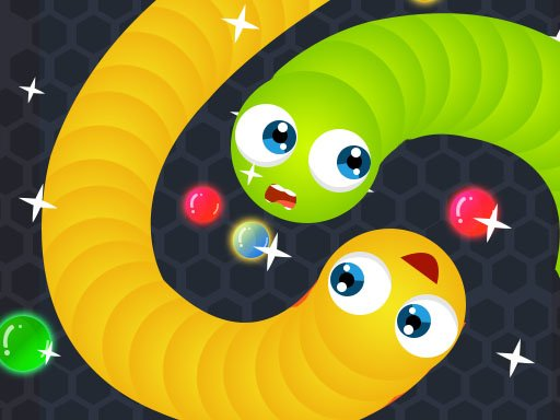 Play Snake.IO : Angry Slither Worm  Now!